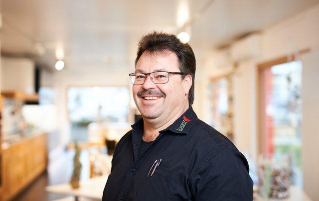 Jürgen Lorenz, Inhaber Holzmanufaktur Lorenz