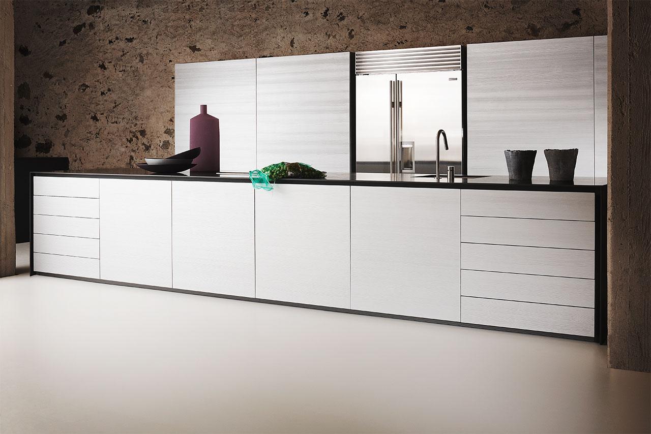 Küche Pine Silver